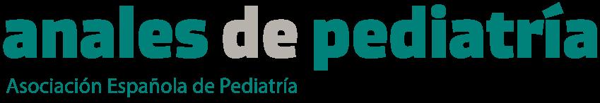 ANALES DE PEDIATRIA